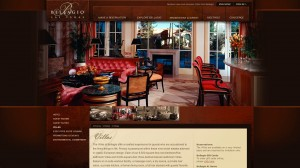 Original Guest Room page