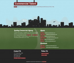 Commercial Talent Agenciy