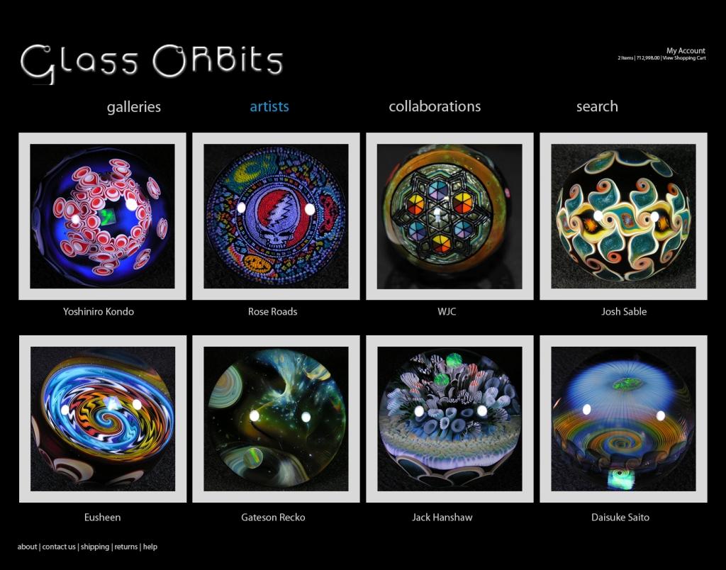 Glass Orbits Internal Page2