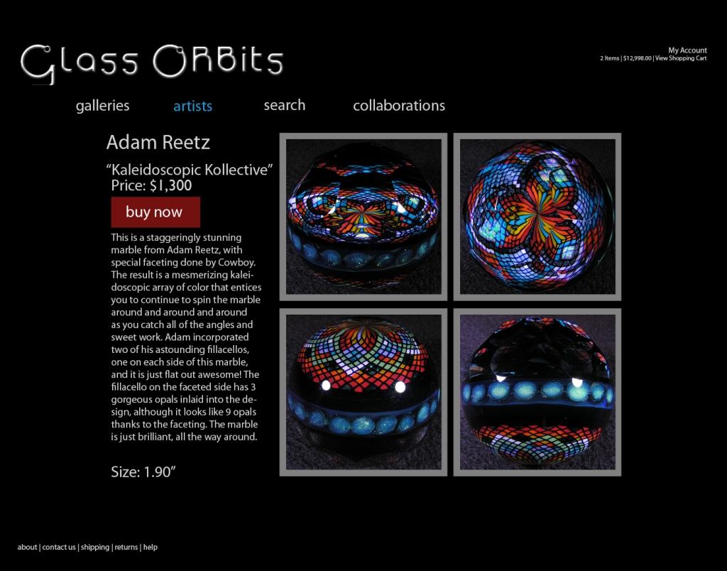 Glass Orbits Internal Page3